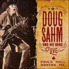 1973 Live - Paul'S.. - CD Audio di Doug Sahm