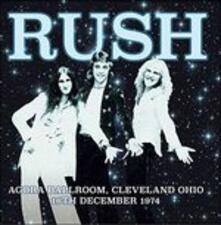 Agora Ballroom - CD Audio di Rush