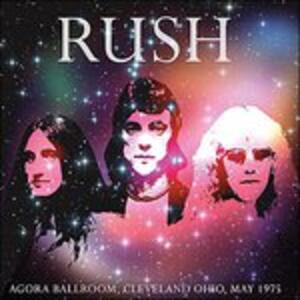 Agora Ballroom, - Vinile LP di Rush