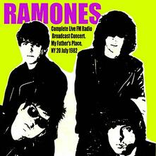 My Father's Place NY 20-07-1982 - CD Audio di Ramones
