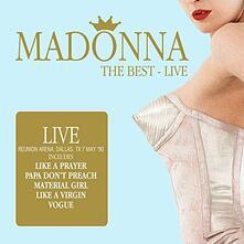 Reunion Arena, Dallas, '90 - CD Audio di Madonna