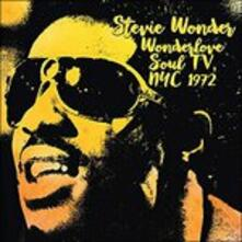 Wonderlove Soul TV NYC - CD Audio di Stevie Wonder