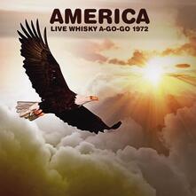 Live Whisky a Go Go 1972 - CD Audio di America