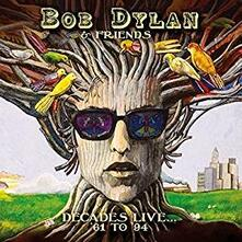 Decades Live 61 to 94 (Picture Disc) - Vinile LP di Bob Dylan