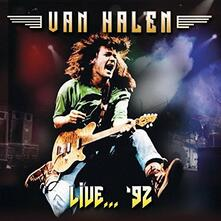 Live... 92 - CD Audio di Van Halen