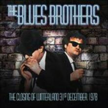 The Closing of Winterland 31-12-1978 - CD Audio di Blues Brothers