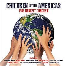 Children of the Americas 1988 - CD Audio
