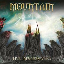 Live New Jersey 1973 (High Quality) - Vinile LP di Mountain
