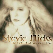 The Gold Dust Woman. Live - CD Audio di Stevie Nicks