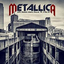 Live. Reunion Arena, Dallas, Tx, 5 Feb 89 - CD Audio di Metallica