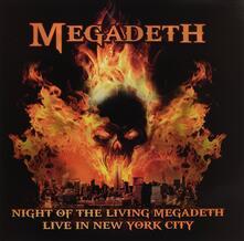 Night of the Living Megadeth - Vinile LP di Megadeth
