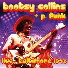 Live, Baltimore 1978 - CD Audio di Bootsy Collins