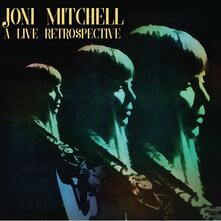 A Live Retrospective - CD Audio di Joni Mitchell