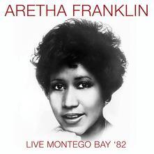 Live Montego Bay '82 - Vinile LP di Aretha Franklin