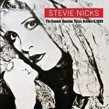 The Summit, Houston Texas 06-10-1989 - CD Audio di Stevie Nicks