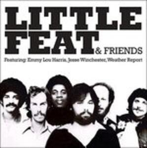Little Feat & Friends - Vinile LP di Little Feat