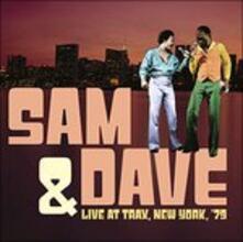 Live at Trax New York 1979 - CD Audio di Sam & Dave