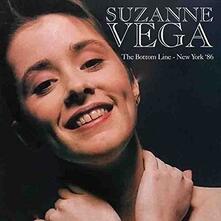 Bottom Line New York - CD Audio di Suzanne Vega