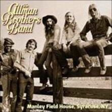 Manley Field House - Vinile LP di Allman Brothers Band