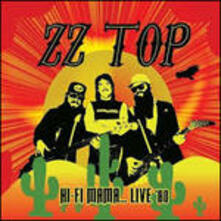 Hi-Fi Mama Live 80 - Vinile LP di ZZ Top
