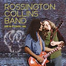 Live in Atlanta 1980 - CD Audio di Rossington Collins Band