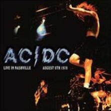 Live in Nashville 8 agosto 1978 - CD Audio di AC/DC