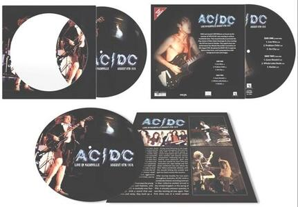 Live in Nashville August 8th 1978 - Vinile LP di AC/DC - 2