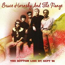 The Bottom Line NY Sept 86 - CD Audio di Bruce Hornsby,Range