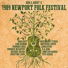 Ben & Jerry's 1989 Newport Folk Festival - CD Audio