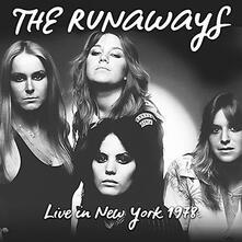 Live in New York 1971 - CD Audio di Runaways