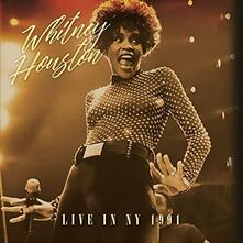Live in New York 1991 - CD Audio di Whitney Houston