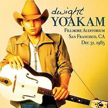 Fillmore Auditorium - CD Audio di Dwight Yoakam