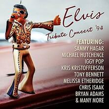 Elvis Tribute Concert '94 - CD Audio