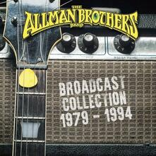 Broadcast Collection 1979-1994 (Box Set) - CD Audio di Allman Brothers Band