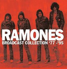 Broadcast Collection '77 - CD Audio di Ramones