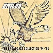 Broadcast Collection (Box Set) - CD Audio di Eagles