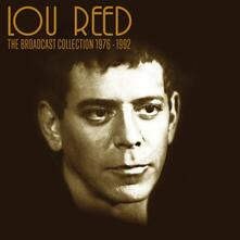 Broadcast Collection 1976 - CD Audio di Lou Reed