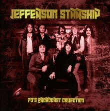 70's Broadcast Collection - CD Audio di Jefferson Starship