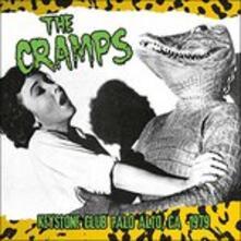 Live at Keystone Club - CD Audio di Cramps