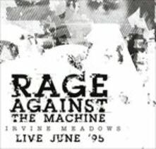 Irvine Meadows Live.. - CD Audio di Rage Against the Machine