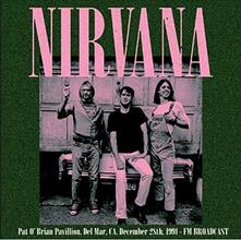 Live... The Pat O'brien Pavilion Del Mar 1992 - Vinile LP di Nirvana