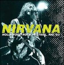 Hollywood Rock - CD Audio di Nirvana
