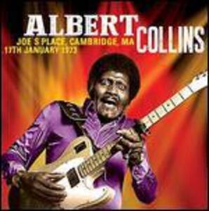 Joe's Place Cambridge - Vinile LP di Albert Collins