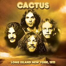 Long Island NY 1971 - Vinile LP di Cactus