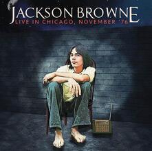 Live in Chicago (Remastered) - Vinile LP di Jackson Browne