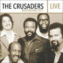 Live - New Orleans 1977 - CD Audio di Crusaders