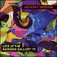 Live at the Rainbow - CD Audio di Anthony Braxton