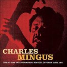 Live at the Jazz Workshop - CD Audio di Charles Mingus