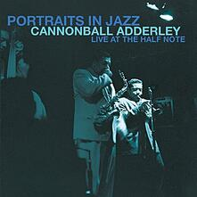 Live at the Half Note - CD Audio di Julian Cannonball Adderley