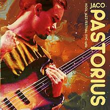 Kool Jazz Festival Nyc - CD Audio di Jaco Pastorius